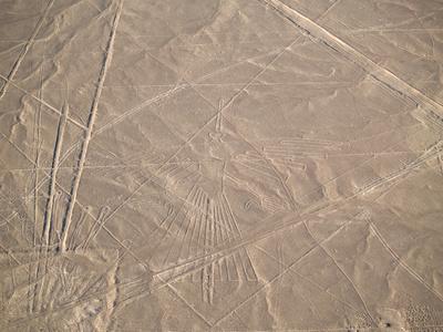 Nasca Linien in Peru